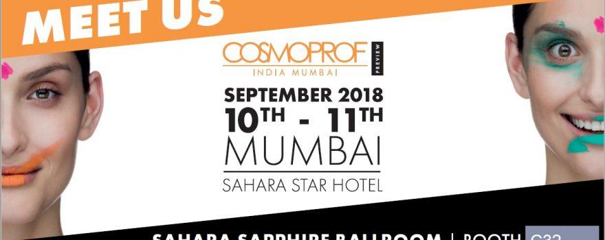 LilyBell Suzuran at Cosmoprof Mumbai